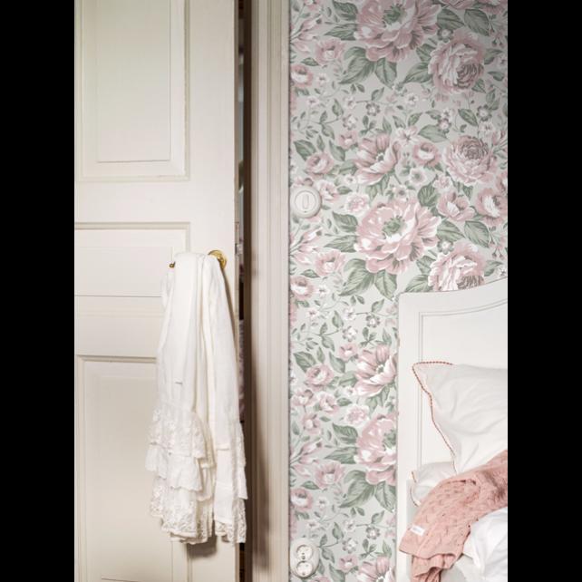 Rosie Pink wallpaper