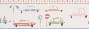 Cars border