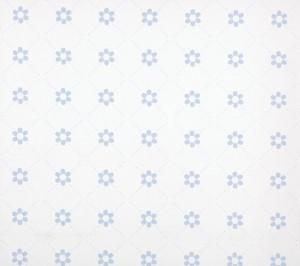 Daisy Wallpaper Blue