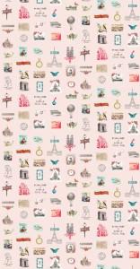 mural,icon,Paris,pink