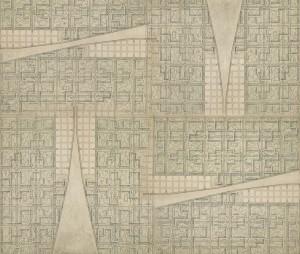 Tres Tintas City mural