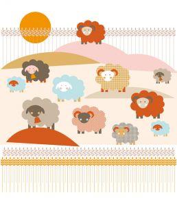 Sheep Mural