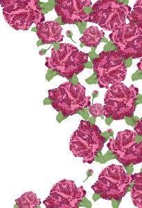 Rose Garden Mural