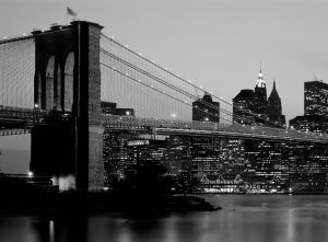 NY Skyline Mural 3
