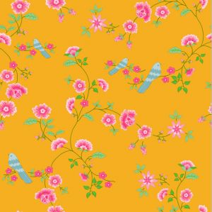 wallpaper,birds,blue,roses,sky,yellow