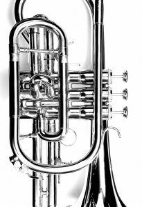 Trumpet Mural