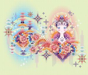 Catalina Estrada dream girl mural Star