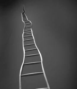 Ladder Mural