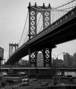 Manhattan Bridge Mural