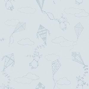 Up&Away Blue wallpaper