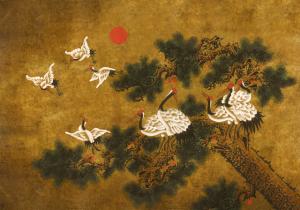 Mural Ukiyo Chai