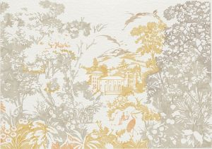 Mural Neo-Tapestry Terra