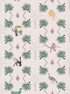 Monteverde Pink wallpaper