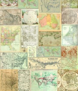 mural,old,maps,vintage,sepia