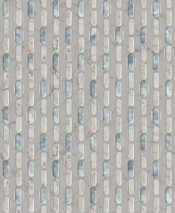 Capsules Blue wallpaper