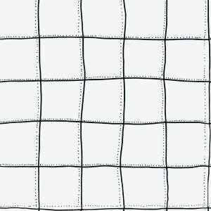 Squares Black/White wallpaper