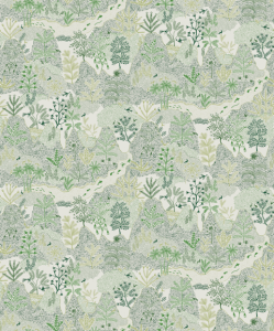 Paradiso Greenery wallpaper