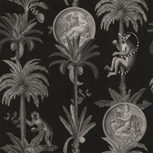 Lémurs Off wallpaper