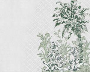Mural Patio Primavera