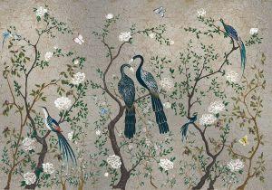 Mural Edo Silver