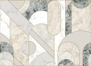 Mural Capsules Beige/Grey