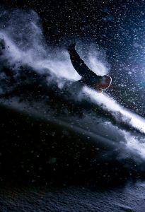 Mural ski adventure