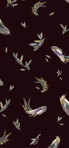 Verso Albergine wallpaper