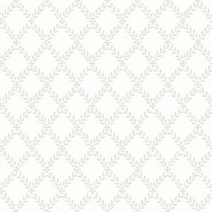 Trellis Leaves 7670 wallpaper