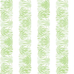 wallpaper wild stripes plant green