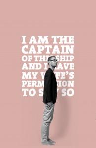 Captain Pink Mural