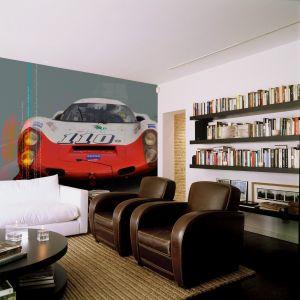 Porsche 906 Mural