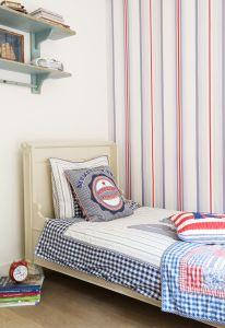 Turquoise Stripe Wallpaper