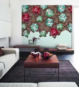 Flowers Mural