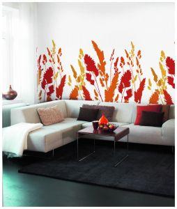 Ferns Mural