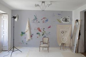 Mural Make-down Grey by Ernesto Artillo