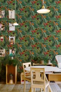 Neo-vegetale Summer wallpaper