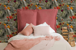 Neo-vegetale Winter wallpaper