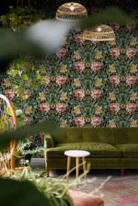 Belle-epoque Off wallpaper