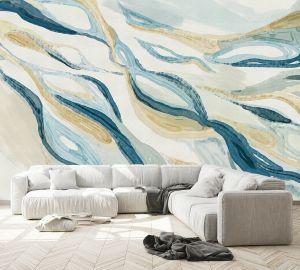 Mural Hygge Blue