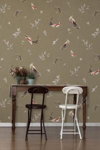Verso French Grey wallpaper