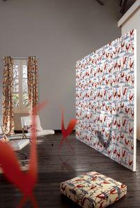 Ibis chocolate wallpaper