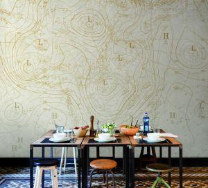 Tres Tintas Isobars Mural