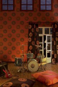 Long play blue wallpaper