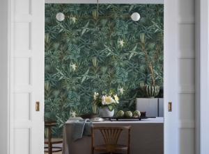 Madagascar Leaves wallpaper
