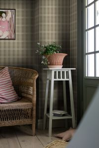 Tailor´s Tweed Green wallpaper