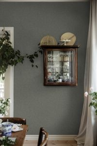 Weaver´s Wall Green wallpaper