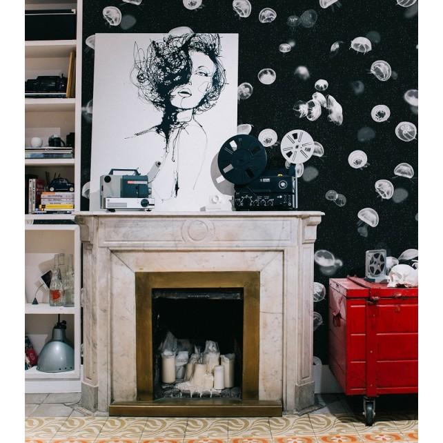 paper,paint,marble,qhite,black