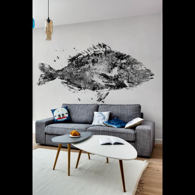 Mural  M2501-1 Poissons