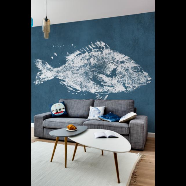 Mural  M2501-2 Poissons