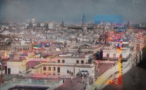 Barcelona Mural 3